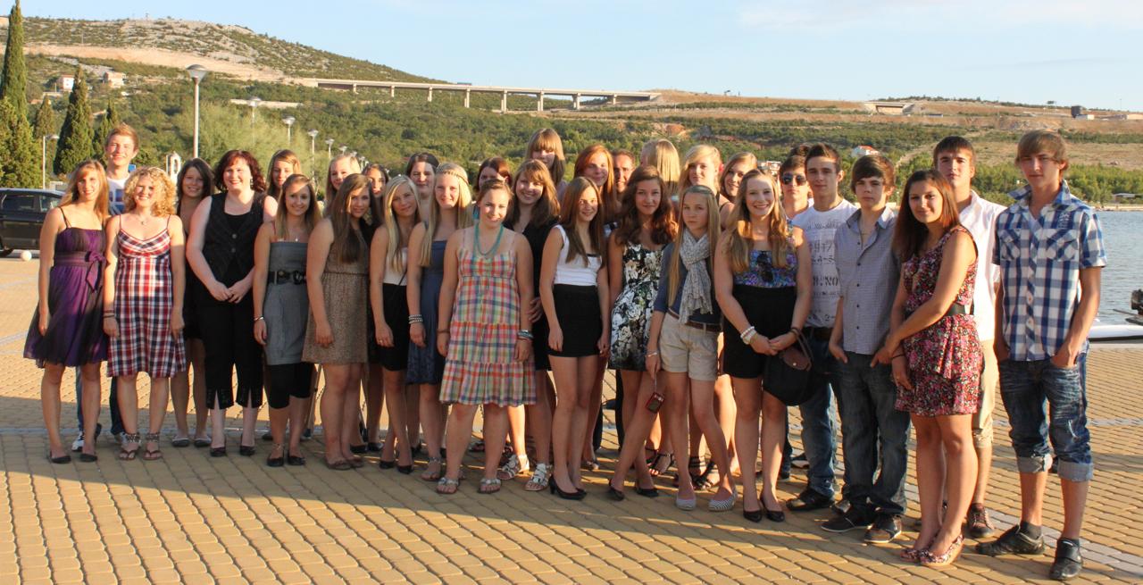 Jugendfreizeit Kroatien 2011