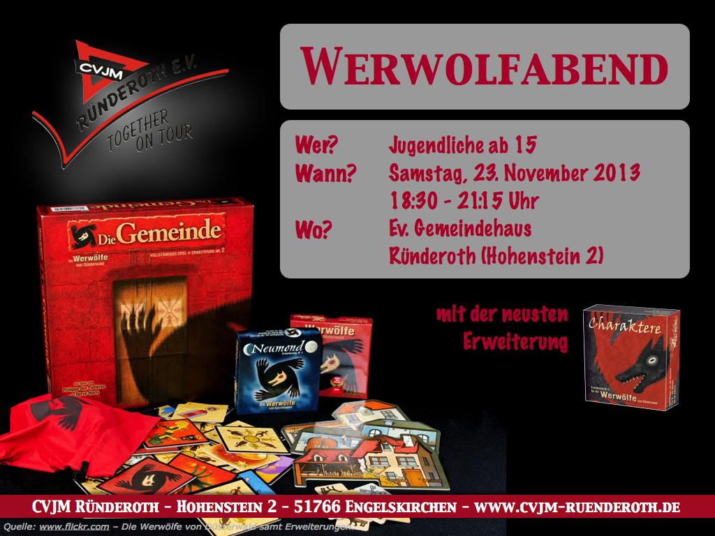 Werwolfabend
