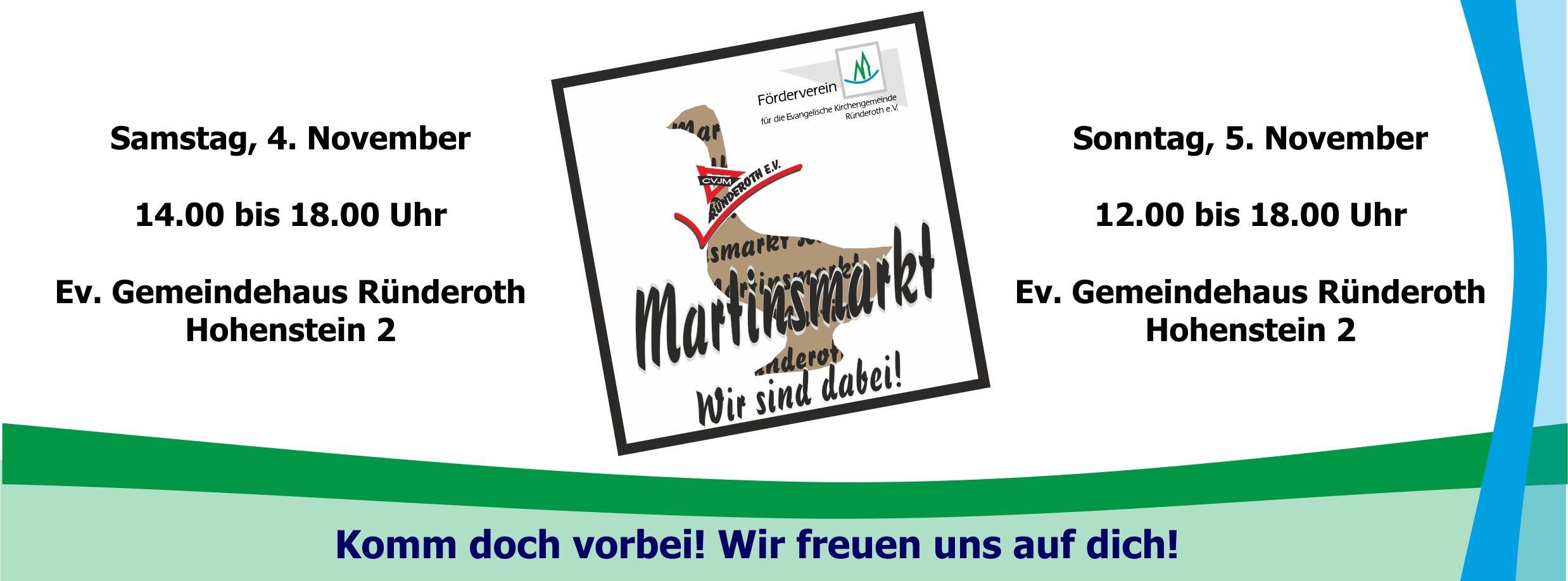 Martinsmarkt am 04. und 05. November 2017