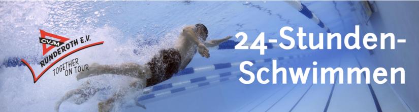 Ergebnisse des 24-Stunden-Schwimmens