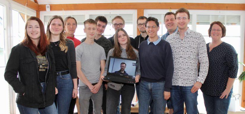 JUFZ 2019 – Das Team