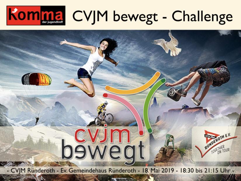 CVJM bewegt – Challenge